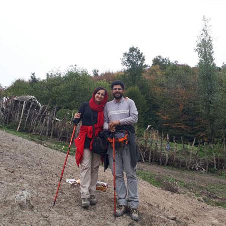تور پیاده روی جنگل تا آبشار ساسنگ